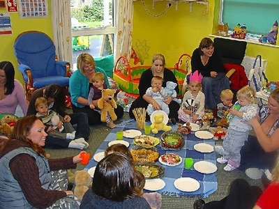 Village hall and coffee shops suggestion as Shropshire children's centres targeted for closure