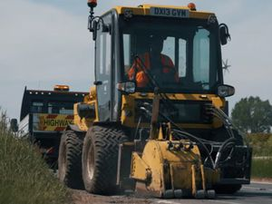 More than 7,000 potholes and road defects have been repaired since the start of May according to Shropshire Council