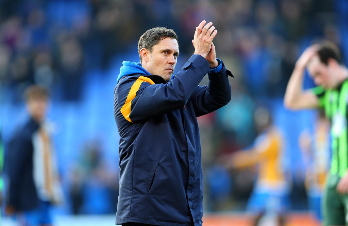 Paul Hurst could make numerous signings for Town (Photo: AMA Sports)