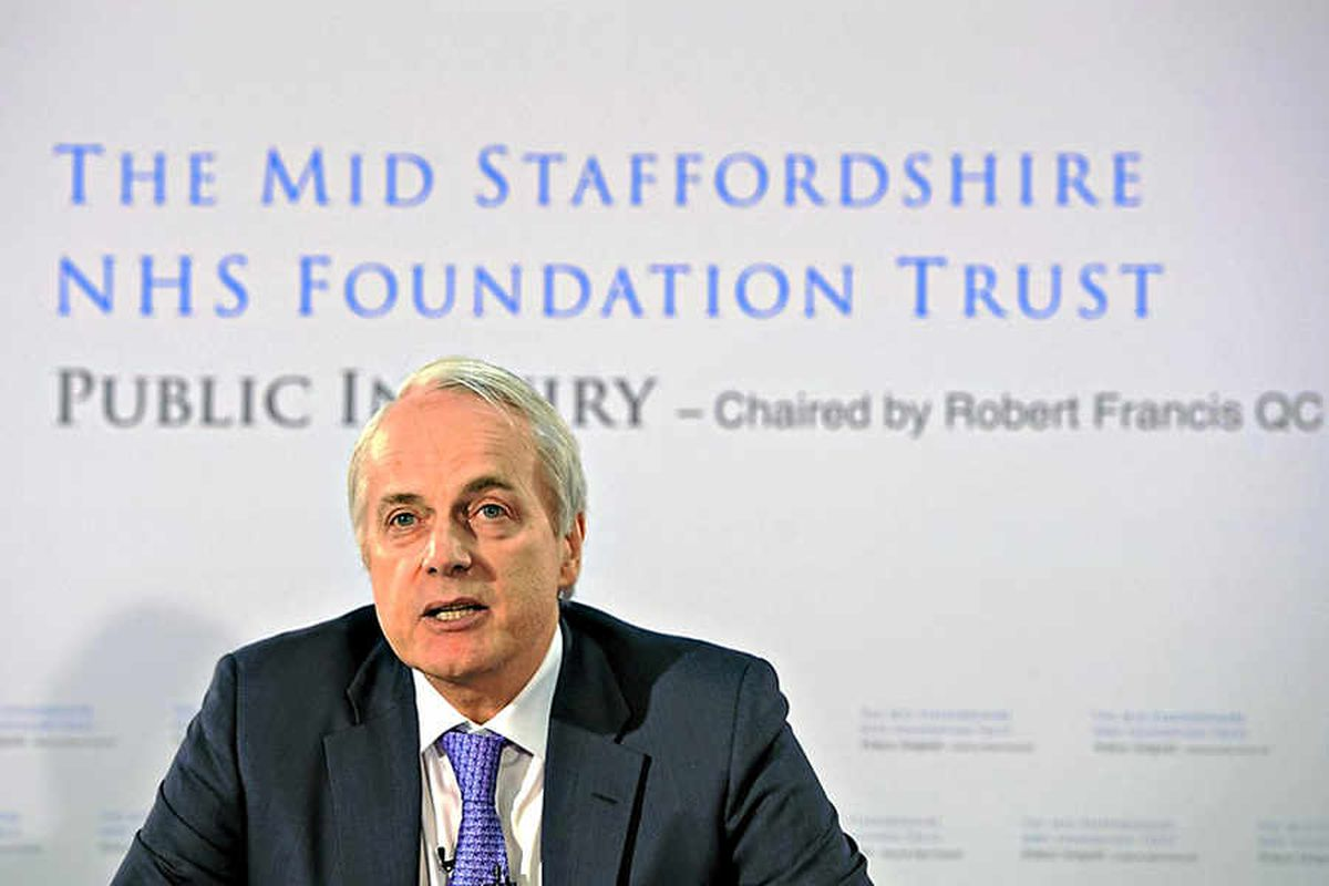 Darkest day in history of NHS - Stafford Hospital Inquiry failings laid bare