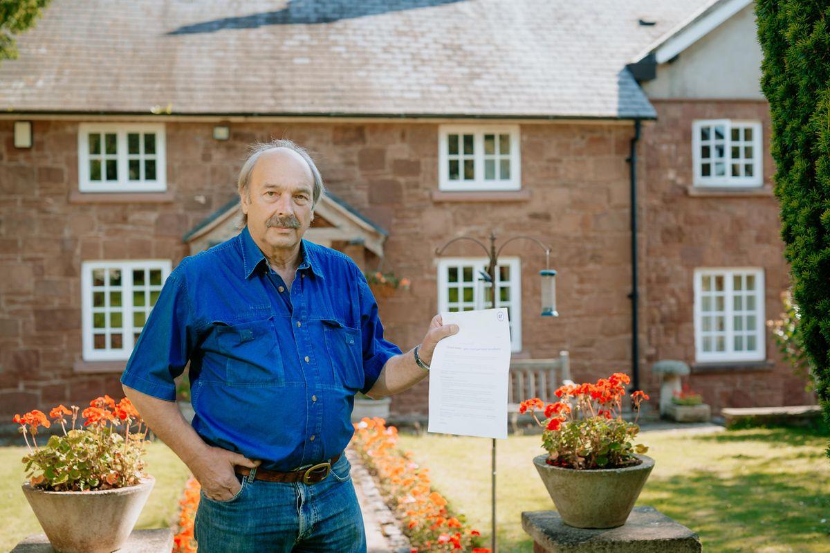 John Simister from near Ellesmere