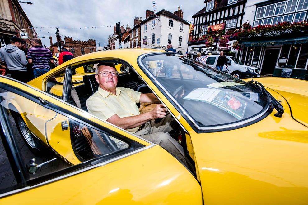 Italian Car Festival To Return To Bridgnorth Shropshire Star - Italian car show