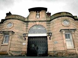 Shrewsbury's former Dana Prison put up for sale