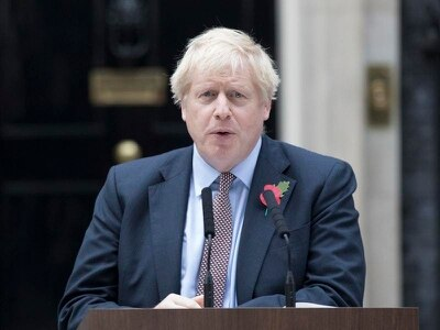 Johnson tells EU he will not appoint a new UK commissioner