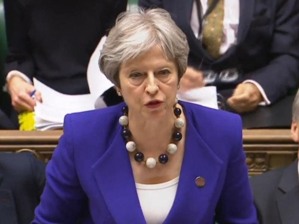 May says sorry to Caribbean countries