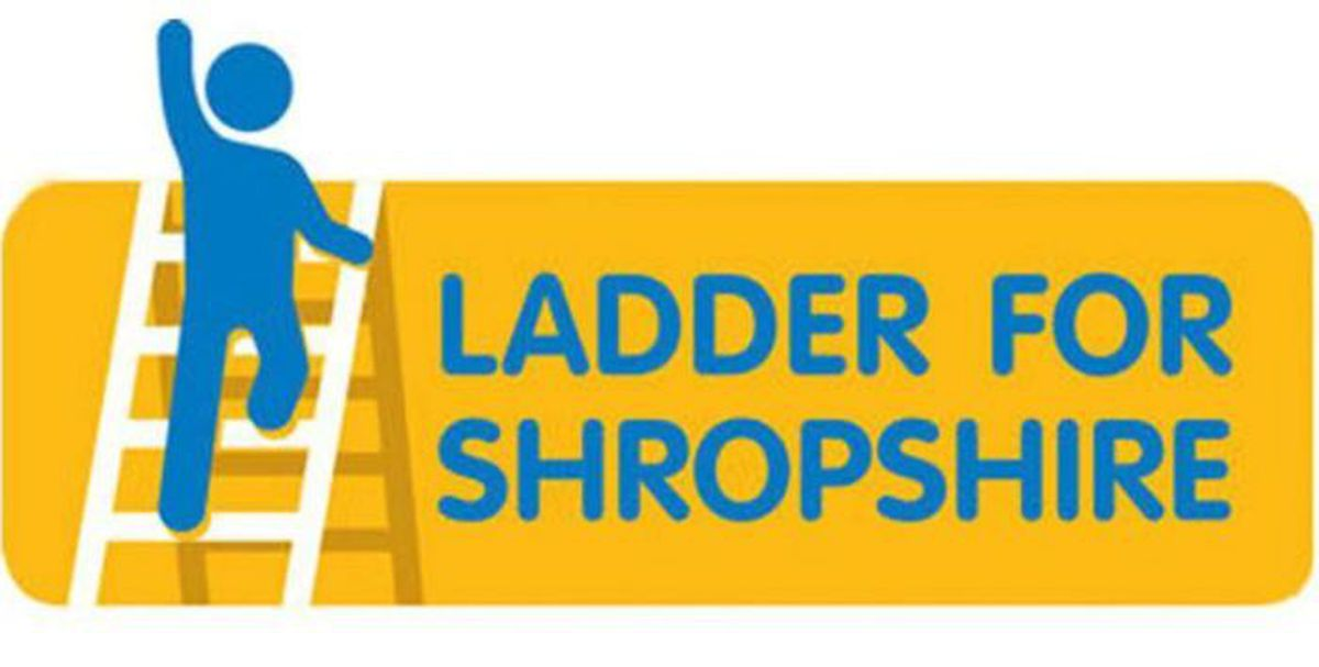 For more information about Ladder for Shropshire visit ladderforshropshire.org