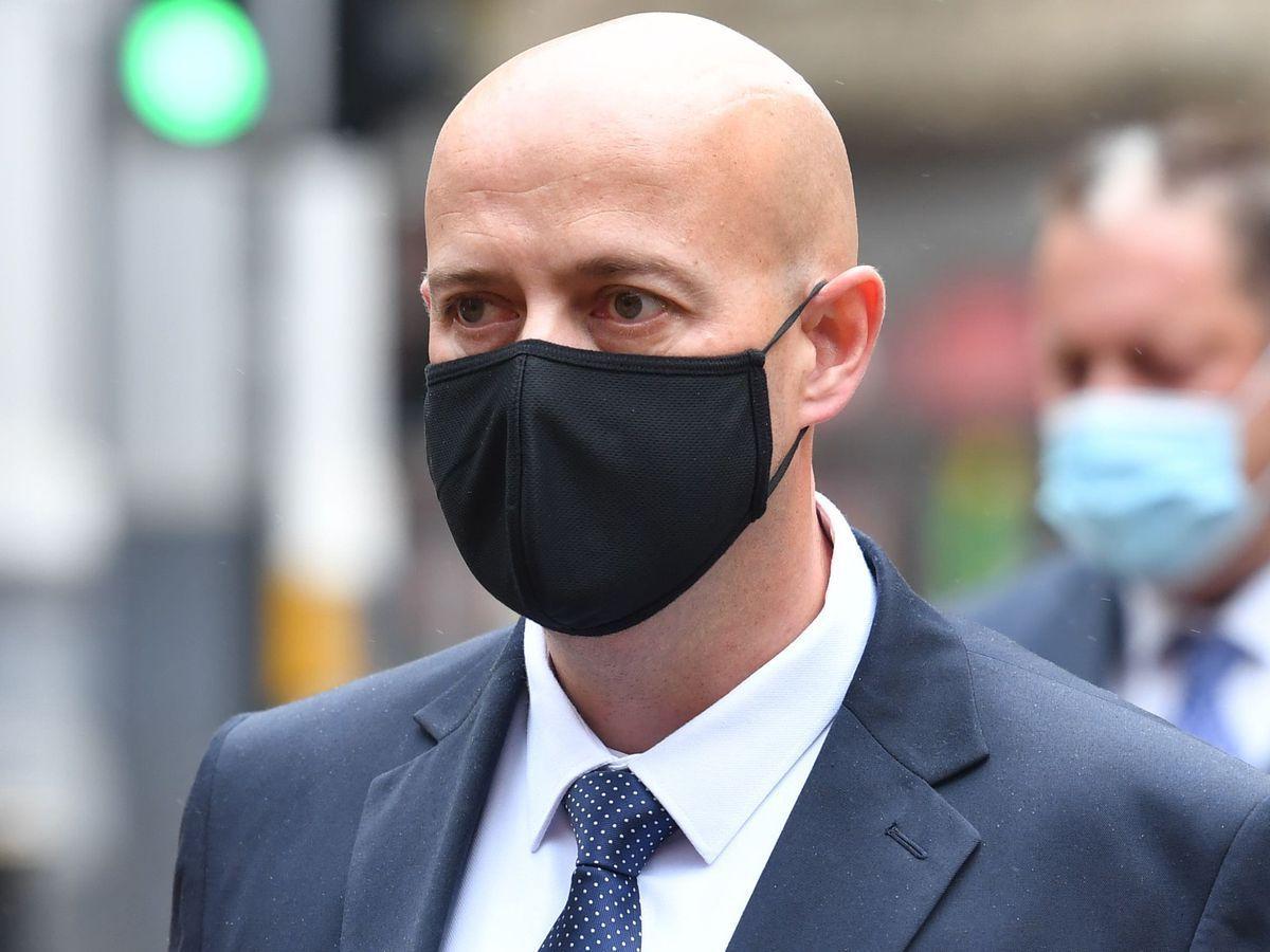 Benjamin Monk was convicted on Wednesday