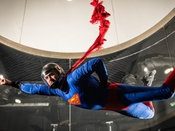 Is it a bird? Is it a plane?: Fly like a superhero at Birmingham's Bear Grylls Adventure