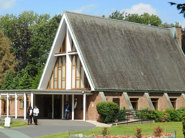 Emstrey is one of several crematoria to take part in nationwide metal recycling scheme