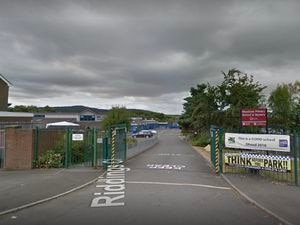 The Meadows Primary School, in Riddings Close, Ketley. Photo: Google StreetView.