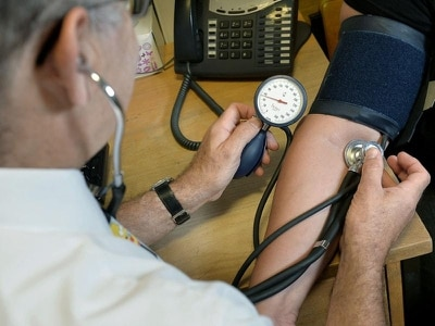 Exercise as effective as drugs in lowering high blood pressure – study