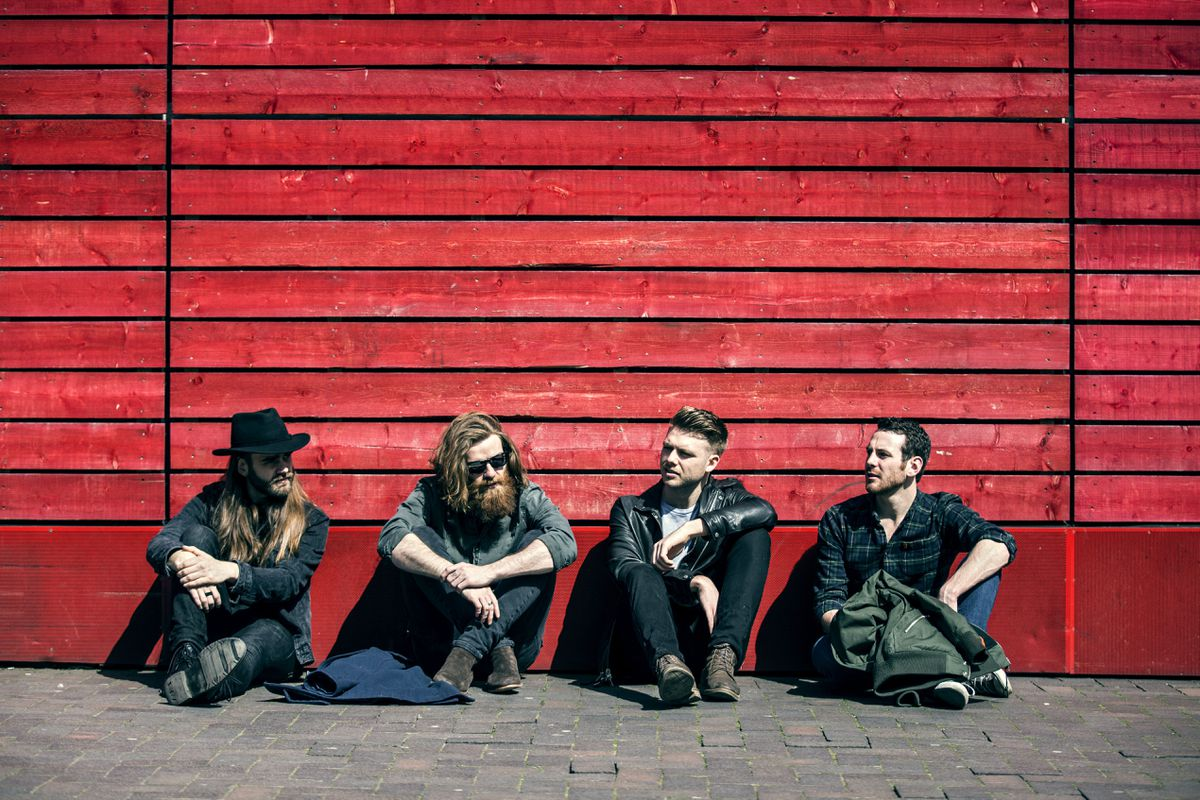 Unsigned band Hunter & The Bear talks ahead of Birmingham gig