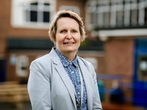 Head of school Julie Johnson