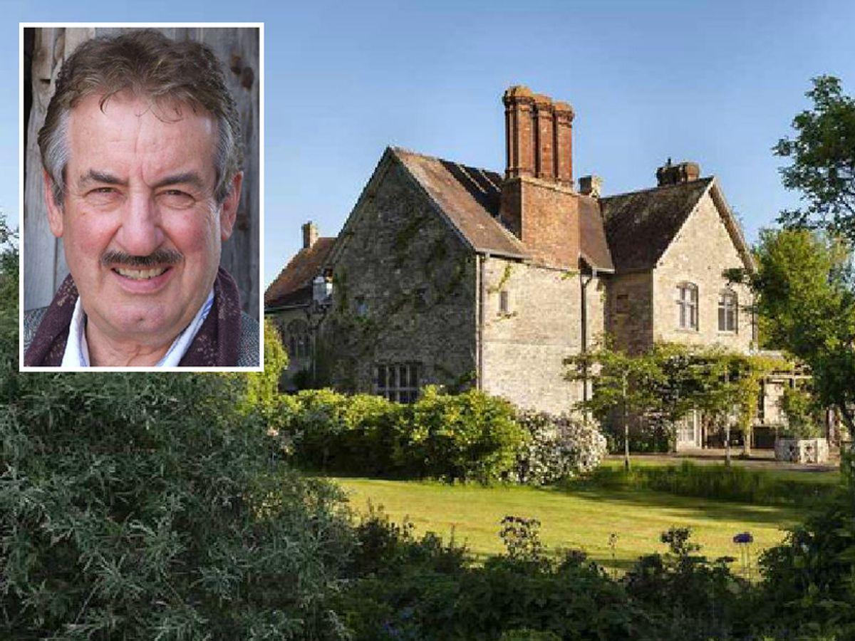 John Challis's home – Wigmore Abbey