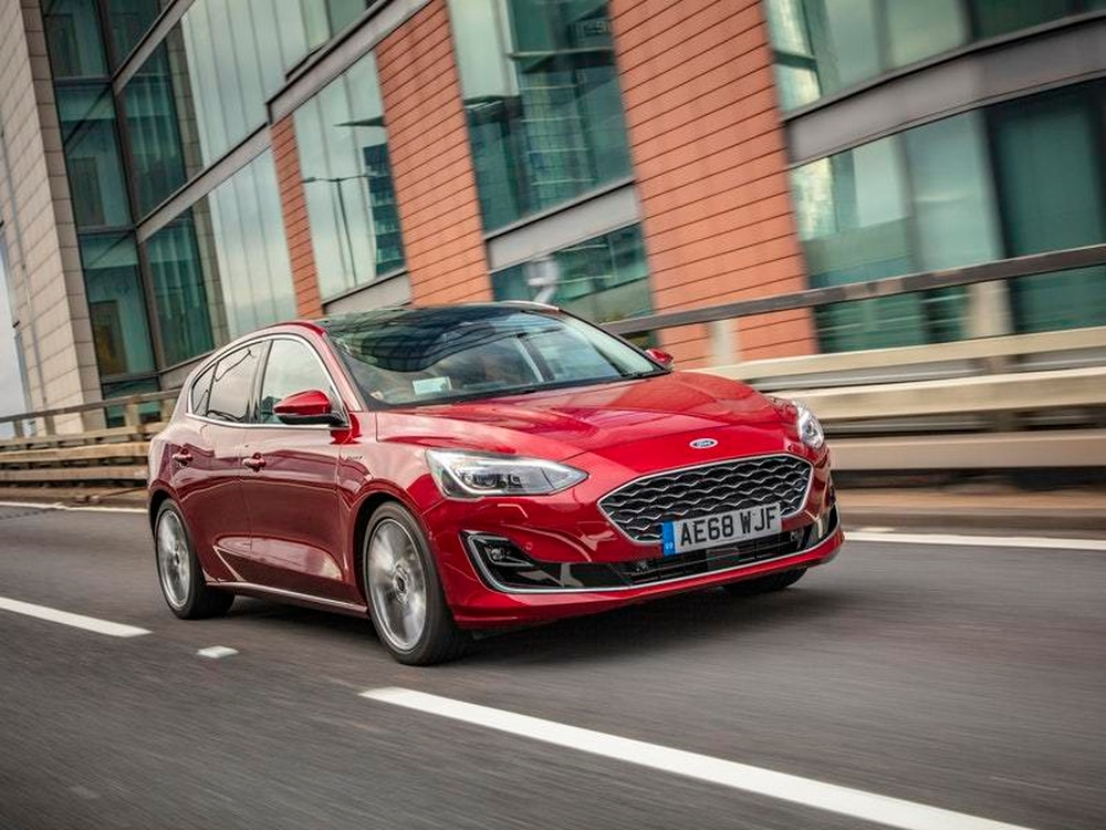 First Drive The Ford Focus Vignale Adds Luxury To Brilliant