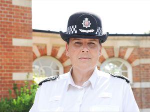 Essex Police Deputy Chief Constable Pippa Mills. Photo: Essex Police
