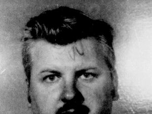 John Wayne Gacy, who was convicted of killing 33 young men and boys in the Chicago area in the 1970s and executed in 1994 (AP)