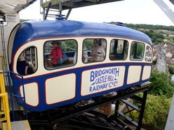 Historic cliff railway's motor rewound
