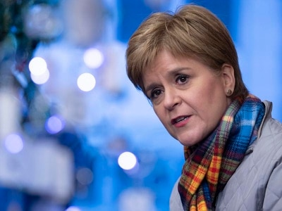 Nicola Sturgeon pressed on Indyref2 plans as Scottish leaders clash in TV debate