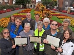 Oswestry gems recognised with special awards