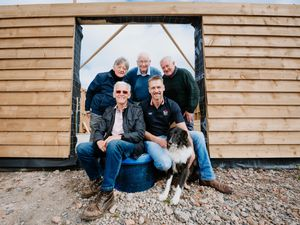 Cleobury Mortimer Men's Shed has been running since 2017