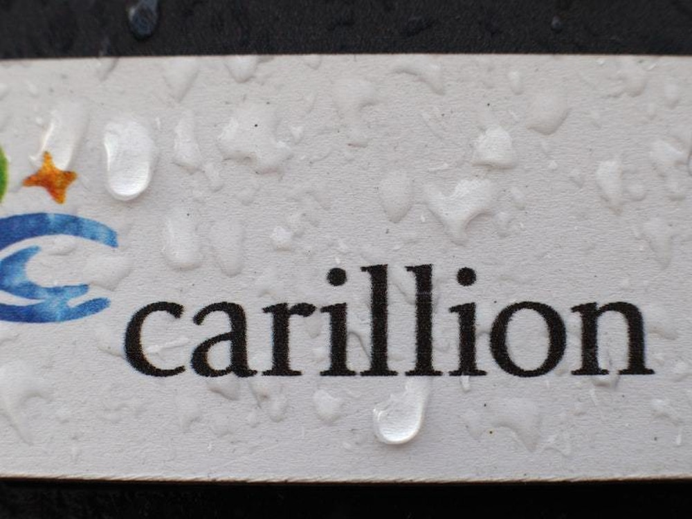 Contractor Carillion goes into liquidation