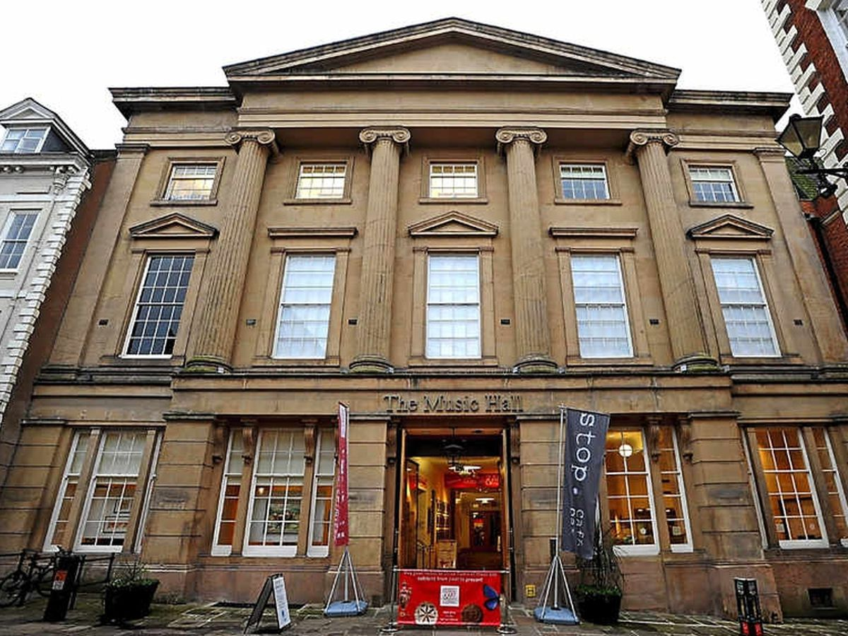 Shrewsbury Museum & Art Gallery will be the home for the partnership