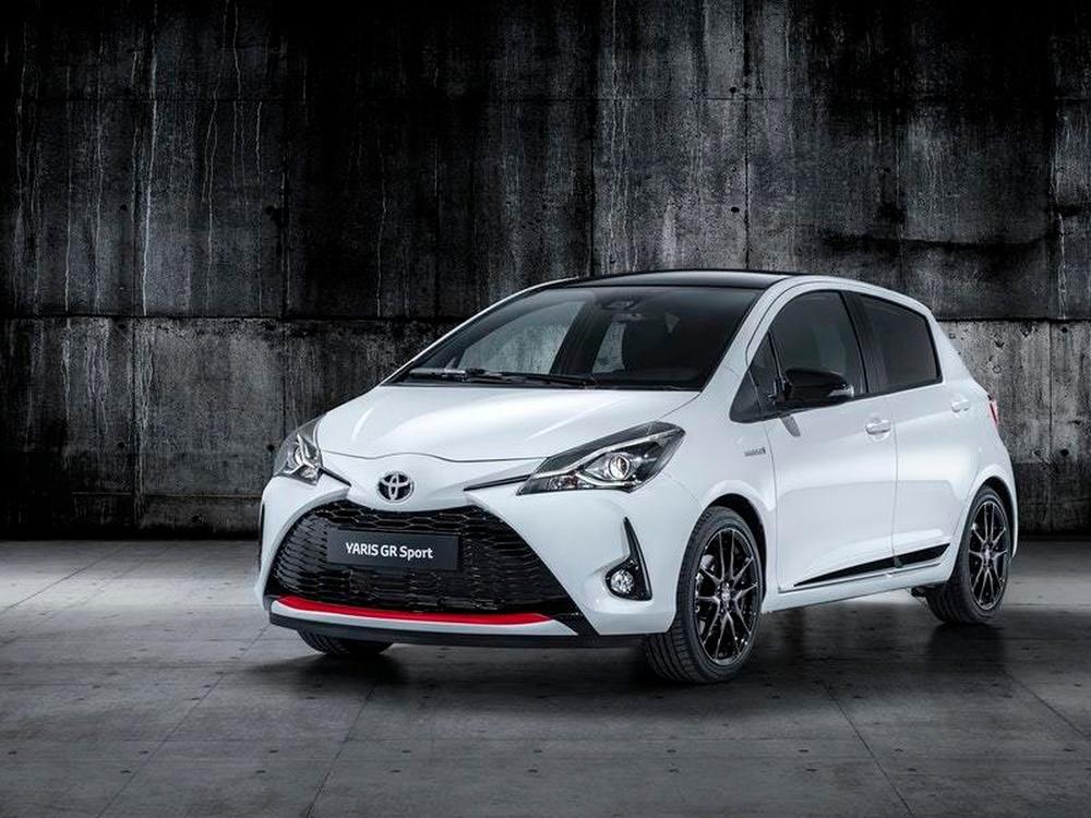 Toyota Yaris GR Sport revealed ahead of Paris debut
