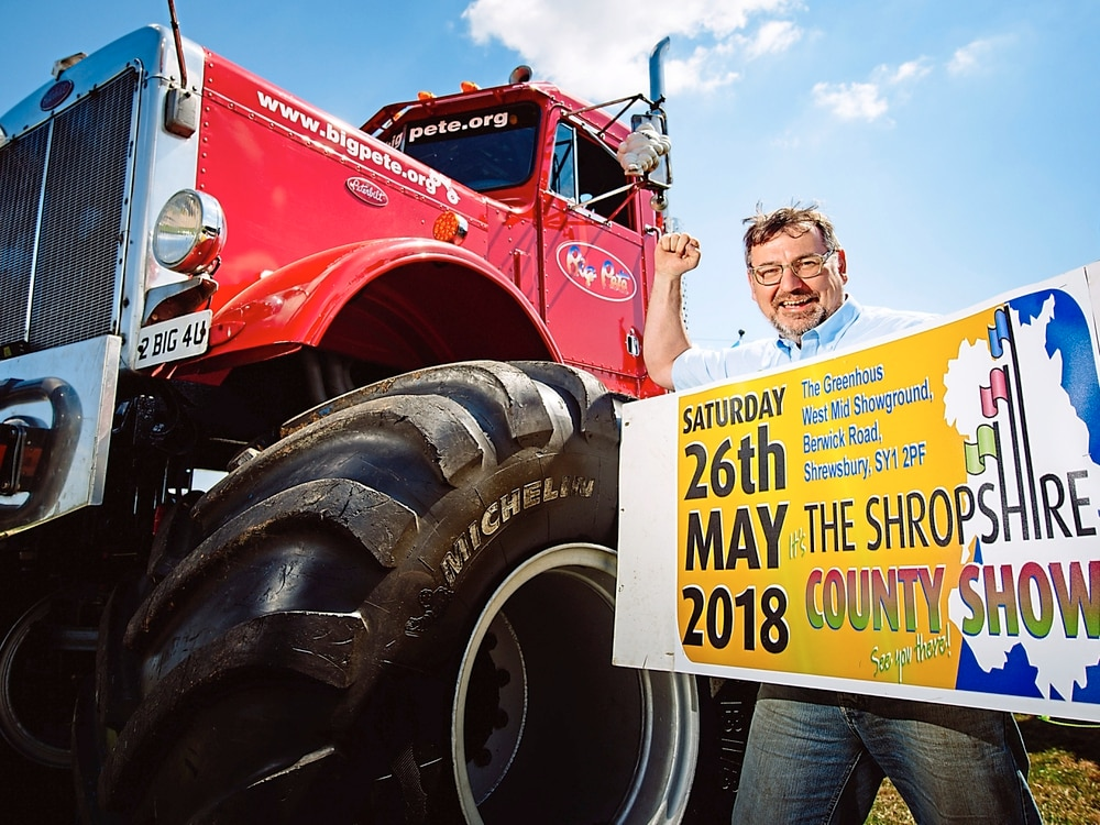 Countdown is on to Shropshire County Show