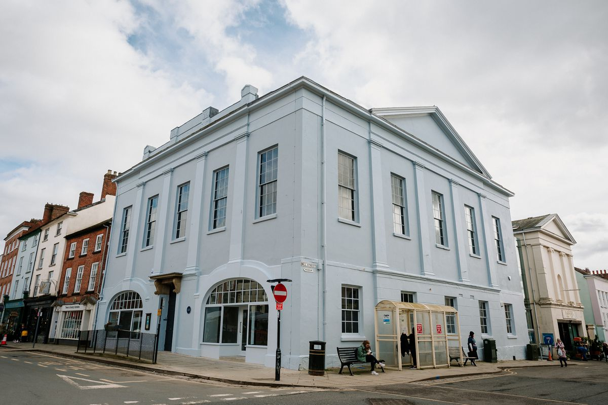 Ludlow Assembly Rooms may have to pay a grant back to the town council