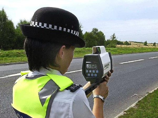 Speeders count for eight in 10 road crimes - with more than 127,000 tickets issued in a year