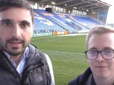 Shrewsbury Town 1 Charlton 0 (2-0 aggregate) - Lewis Cox and Nathan Judah analysis