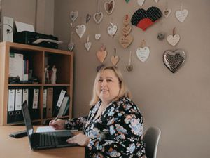 Emma Clarke said becoming an accountant has changed her life