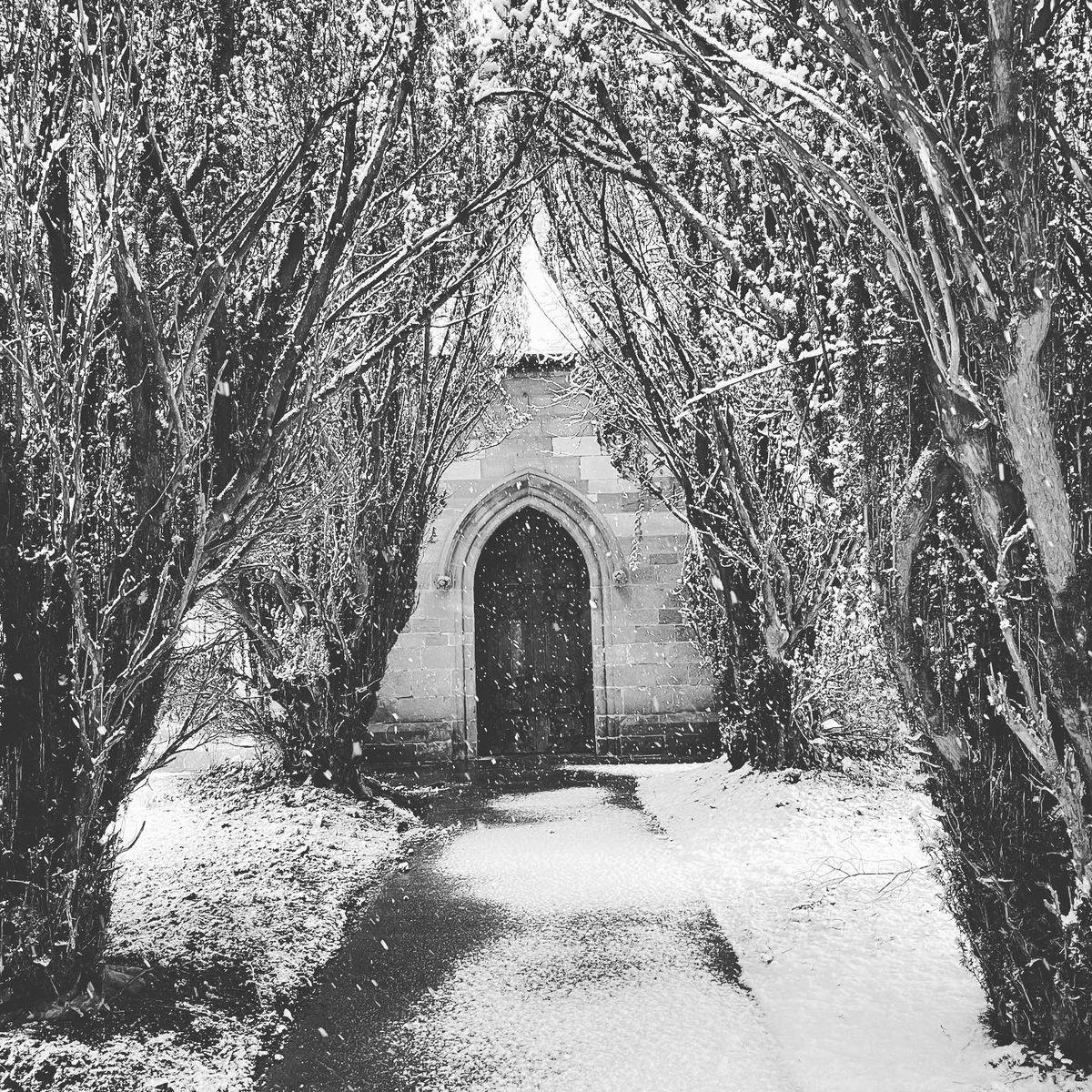 Snow in Shifnal. Pgoto: Jenny Pattinson