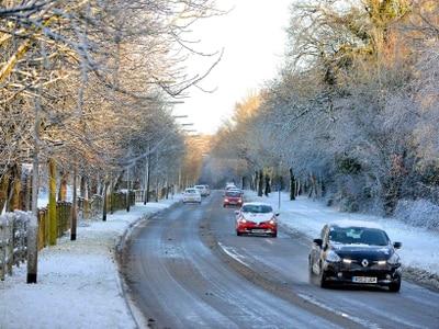Snow warning for Shropshire as Arctic blast edges closer
