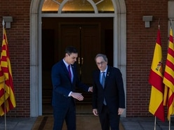 Spanish PM opens talks with Catalonian leaders on separatist movement