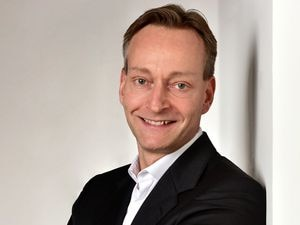 Bjoern Klaas, vice president and managing director of Protolabs, Europe