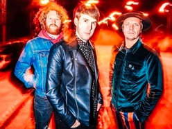 Brummie rockers The Good Water playing new live session release during headline gig