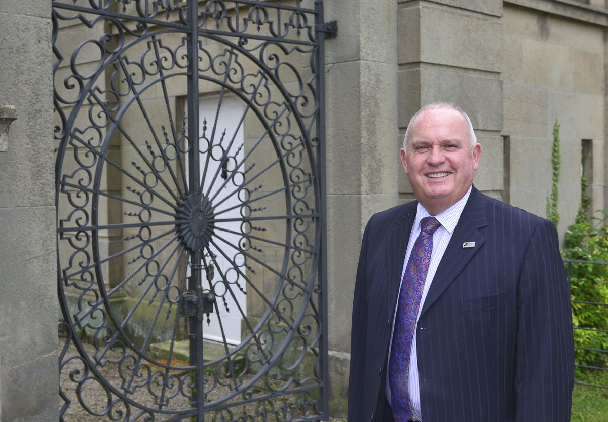 Richard Sheehan, CEO of Shropshire Chamber of Commerce