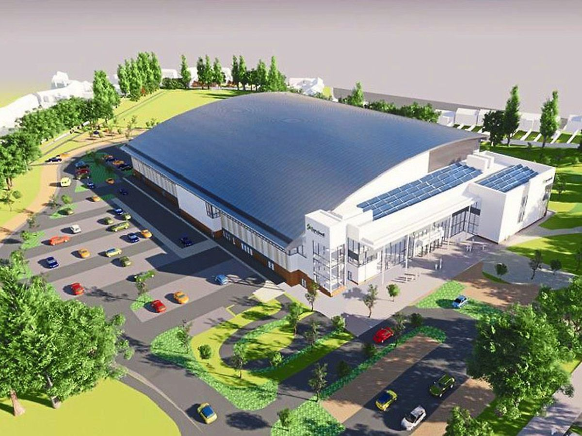 The Aquatics Centre will be built in Sandwell