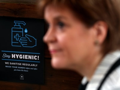 Household visits banned and hospitality curfew introduced in Scotland