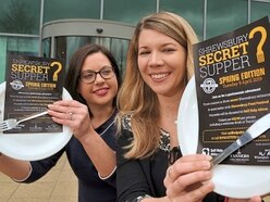 Shrewsbury secret supper to raise thousands