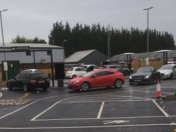 Queues as Telford McDonald's drive-throughs reopen - with video