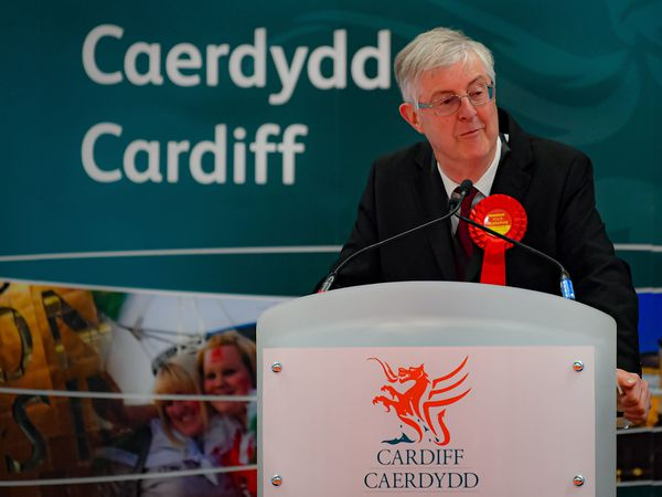 Welsh First Minister Mark Drakeford