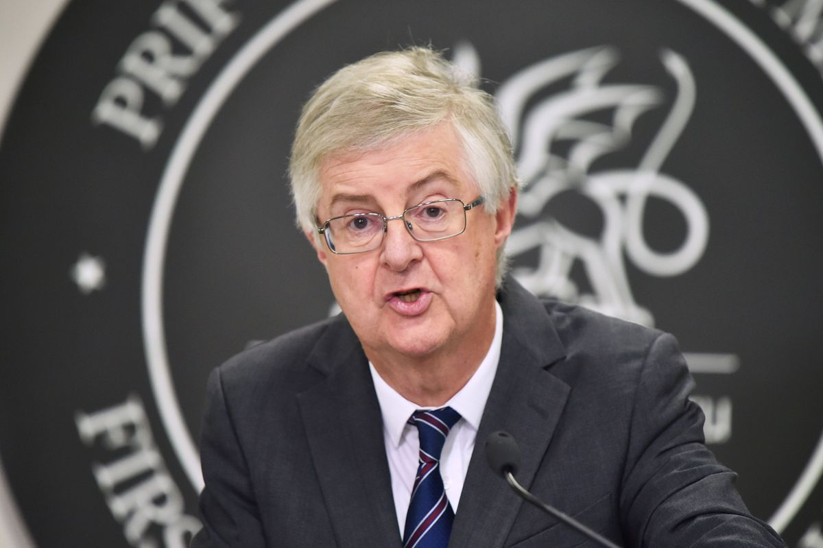 Wales' First Minister Mark Drakeford has confirmed the plans