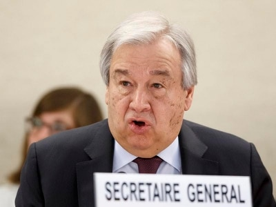 Covid-19 worst crisis since Second World War, says UN chief