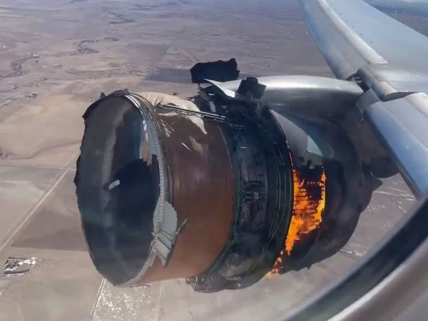 Emergency Landing-Engine Failure