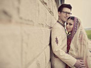 Huma and Richard's wedding