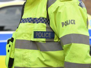 Leo Warner was arrested by West Mercia Police