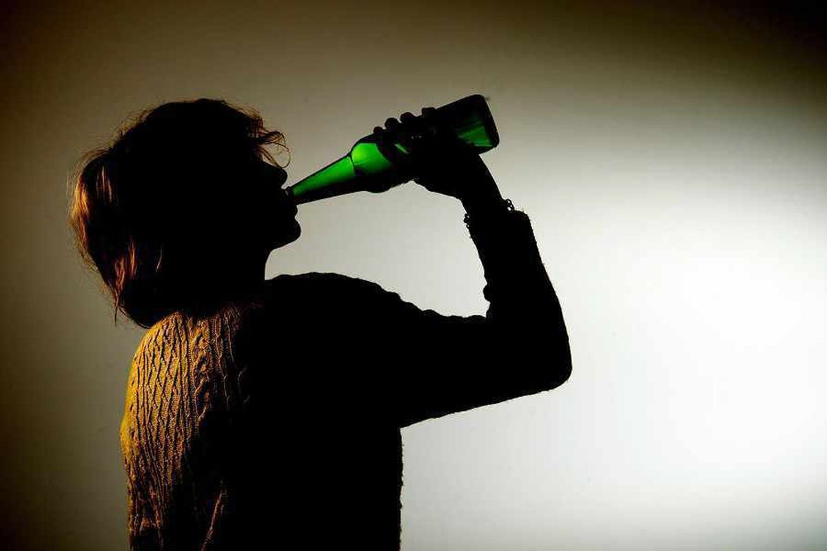 The number of children being treated for alcohol or drug abuse has increased significantly
